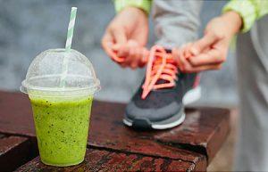 Эффективное похудение ~ Что есть до и после тренировок
