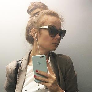 Анна Цукур - фитнес тренер и консультант