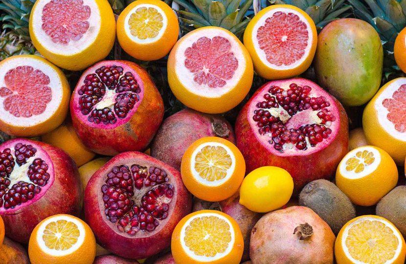 Лучшие продукты для здорового питания